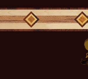 09 Marquetry Border