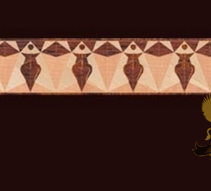 11 Marquetry Border