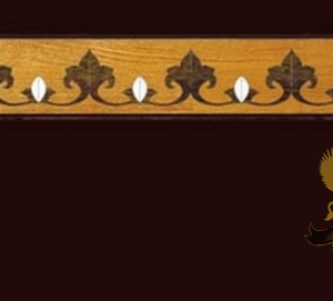 14 Marquetry Border