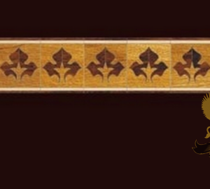16 Marquetry Border
