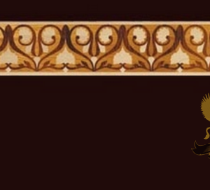 17 Marquetry Border
