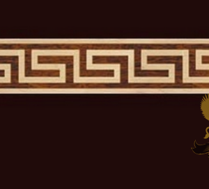19 Marquetry Border