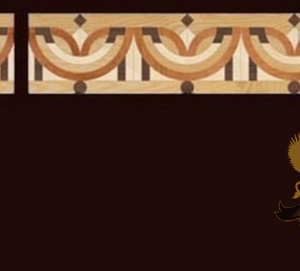 20 Marquetry Border