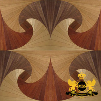 Bespoke Custom Parquet Art Wood FLooring by Monarchy Medallions (11 of 535)
