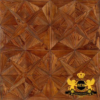 Bespoke Custom Parquet Art Wood FLooring by Monarchy Medallions (13 of 535)
