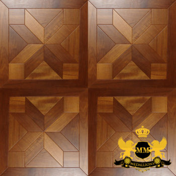 Bespoke Custom Parquet Art Wood FLooring by Monarchy Medallions (141 of 535)