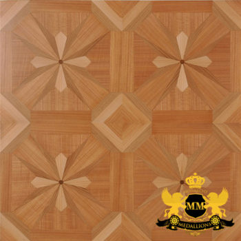 Bespoke Custom Parquet Art Wood FLooring by Monarchy Medallions (145 of 535)