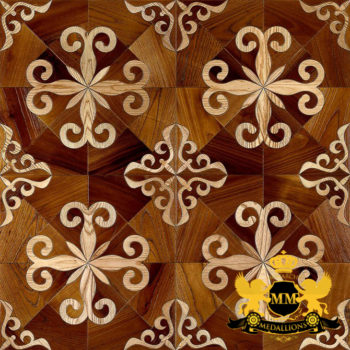 Bespoke Custom Parquet Art Wood FLooring by Monarchy Medallions (146 of 535)