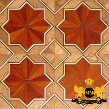 Bespoke Custom Parquet Art Wood FLooring by Monarchy Medallions (148 of 535)