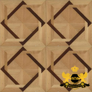 Bespoke Custom Parquet Art Wood FLooring by Monarchy Medallions (151 of 535)