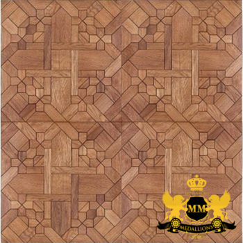 Bespoke Custom Parquet Art Wood FLooring by Monarchy Medallions (156 of 535)