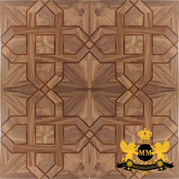 Bespoke Custom Parquet Art Wood FLooring by Monarchy Medallions (159 of 535)