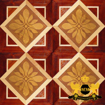Bespoke Custom Parquet Art Wood FLooring by Monarchy Medallions (161 of 535)
