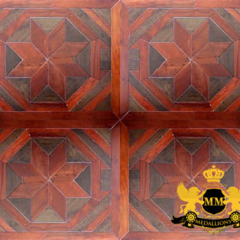 Bespoke Custom Parquet Art Wood FLooring by Monarchy Medallions (163 of 535)