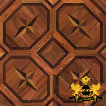 Bespoke Custom Parquet Art Wood FLooring by Monarchy Medallions (164 of 535)
