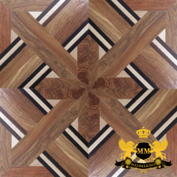 Bespoke Custom Parquet Art Wood FLooring by Monarchy Medallions (165 of 535)
