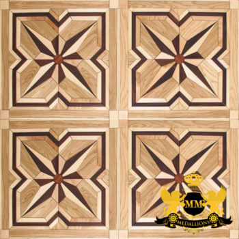 Bespoke Custom Parquet Art Wood FLooring by Monarchy Medallions (169 of 535)