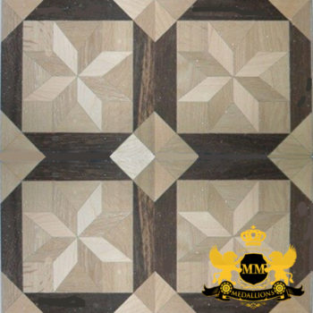 Bespoke Custom Parquet Art Wood FLooring by Monarchy Medallions (17 of 535)
