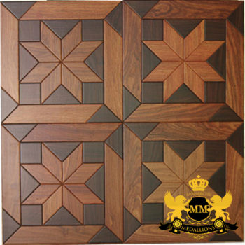 Bespoke Custom Parquet Art Wood FLooring by Monarchy Medallions (171 of 535)