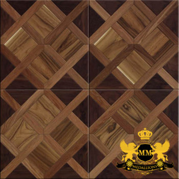 Bespoke Custom Parquet Art Wood FLooring by Monarchy Medallions (174 of 535)