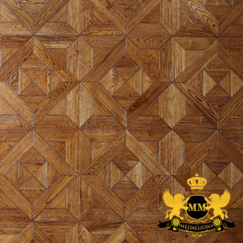 Bespoke Custom Parquet Art Wood FLooring by Monarchy Medallions (176 of 535)