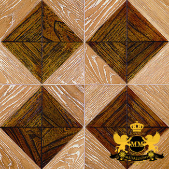 Bespoke Custom Parquet Art Wood FLooring by Monarchy Medallions (179 of 535)