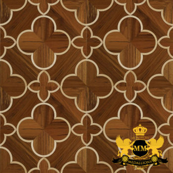 Bespoke Custom Parquet Art Wood FLooring by Monarchy Medallions (181 of 535)