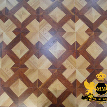 Bespoke Custom Parquet Art Wood FLooring by Monarchy Medallions (19 of 535)
