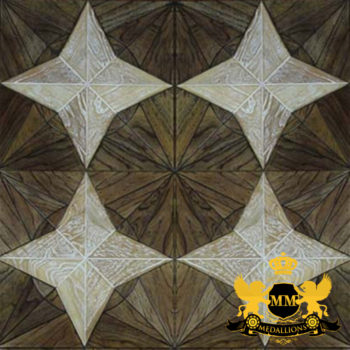 Bespoke Custom Parquet Art Wood FLooring by Monarchy Medallions (21 of 535)
