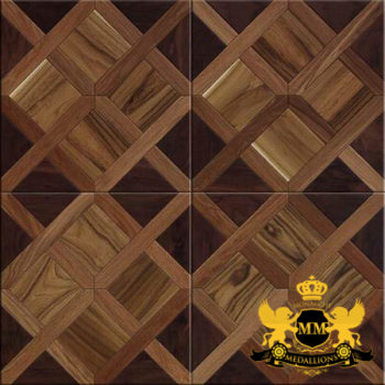 Bespoke Custom Parquet Art Wood FLooring by Monarchy Medallions (22 of 535)