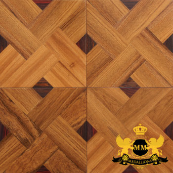 Bespoke Custom Parquet Art Wood FLooring by Monarchy Medallions (24 of 535)