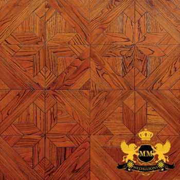 Bespoke Custom Parquet Art Wood FLooring by Monarchy Medallions (27 of 535)