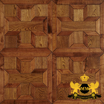 Bespoke Custom Parquet Art Wood FLooring by Monarchy Medallions (3 of 535)