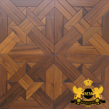 Bespoke Custom Parquet Art Wood FLooring by Monarchy Medallions (36 of 535)