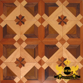 Bespoke Custom Parquet Art Wood FLooring by Monarchy Medallions (37 of 535)