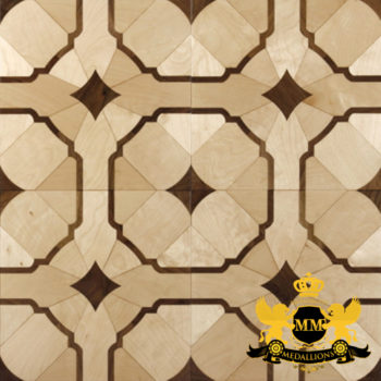 Bespoke Custom Parquet Art Wood FLooring by Monarchy Medallions (38 of 535)