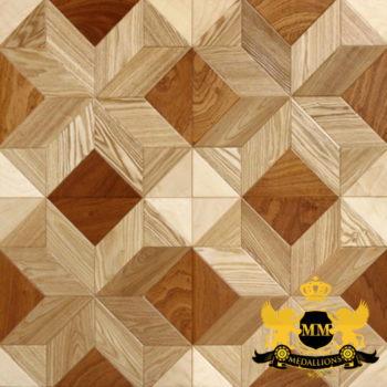 Bespoke Custom Parquet Art Wood FLooring by Monarchy Medallions (40 of 535)