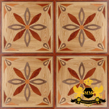 Bespoke Custom Parquet Art Wood FLooring by Monarchy Medallions (43 of 535)