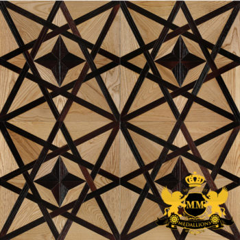 Bespoke Custom Parquet Art Wood FLooring by Monarchy Medallions (5 of 535)