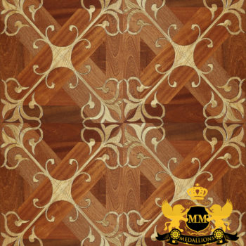 Bespoke Custom Parquet Art Wood FLooring by Monarchy Medallions (57 of 535)