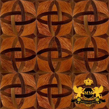 Bespoke Custom Parquet Art Wood FLooring by Monarchy Medallions (58 of 535)