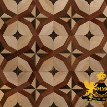 Bespoke Custom Parquet Art Wood FLooring by Monarchy Medallions (61 of 535)