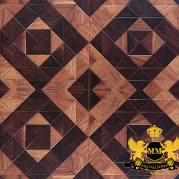 Bespoke Custom Parquet Art Wood FLooring by Monarchy Medallions (62 of 535)
