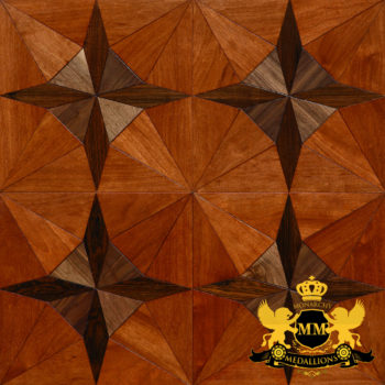 Bespoke Custom Parquet Art Wood FLooring by Monarchy Medallions (63 of 535)
