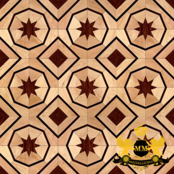 Bespoke Custom Parquet Art Wood FLooring by Monarchy Medallions (64 of 535)