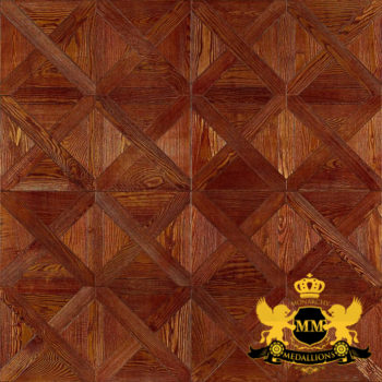 Bespoke Custom Parquet Art Wood FLooring by Monarchy Medallions (66 of 535)