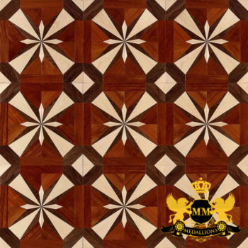 Bespoke Custom Parquet Art Wood FLooring by Monarchy Medallions (67 of 535)