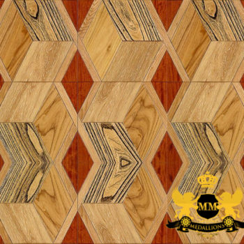 Bespoke Custom Parquet Art Wood FLooring by Monarchy Medallions (70 of 535)