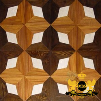 Bespoke Custom Parquet Art Wood FLooring by Monarchy Medallions (73 of 535)