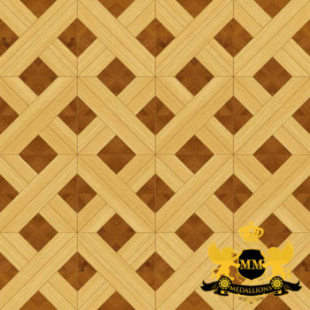 Bespoke Custom Parquet Art Wood FLooring by Monarchy Medallions (74 of 535)